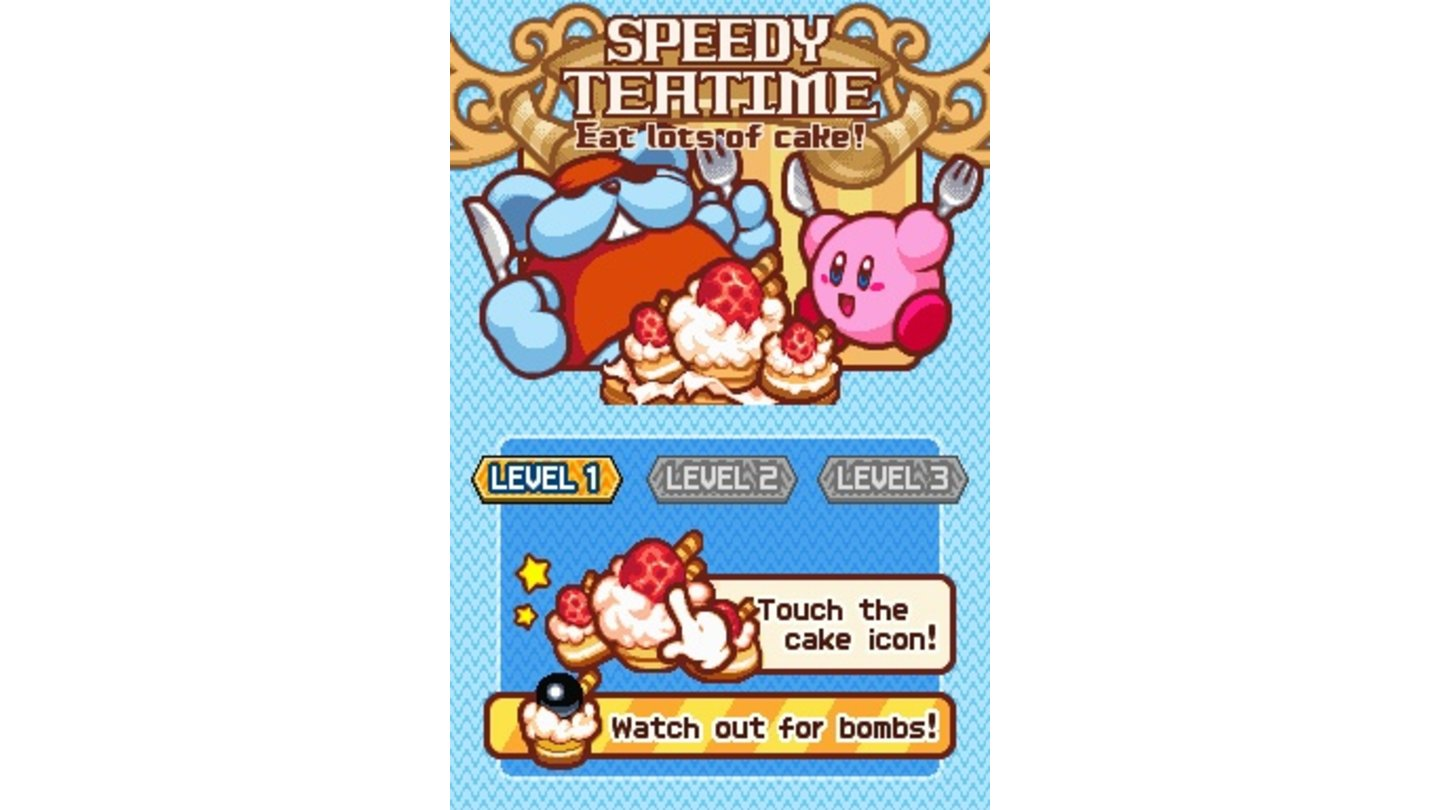 Kirby Mouse Attack DS 17