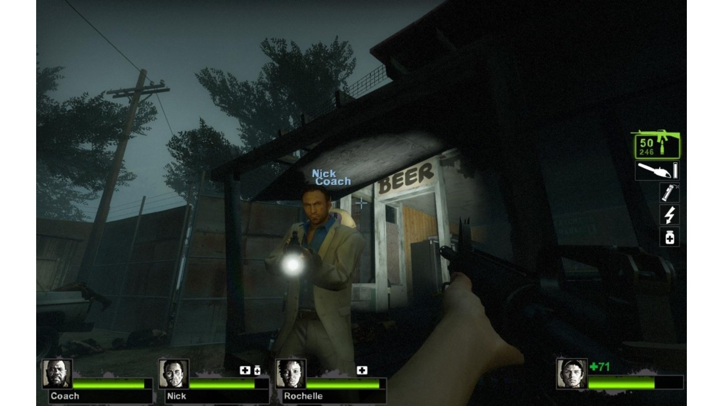 Left 4 Dead 2 - Swamp Fever