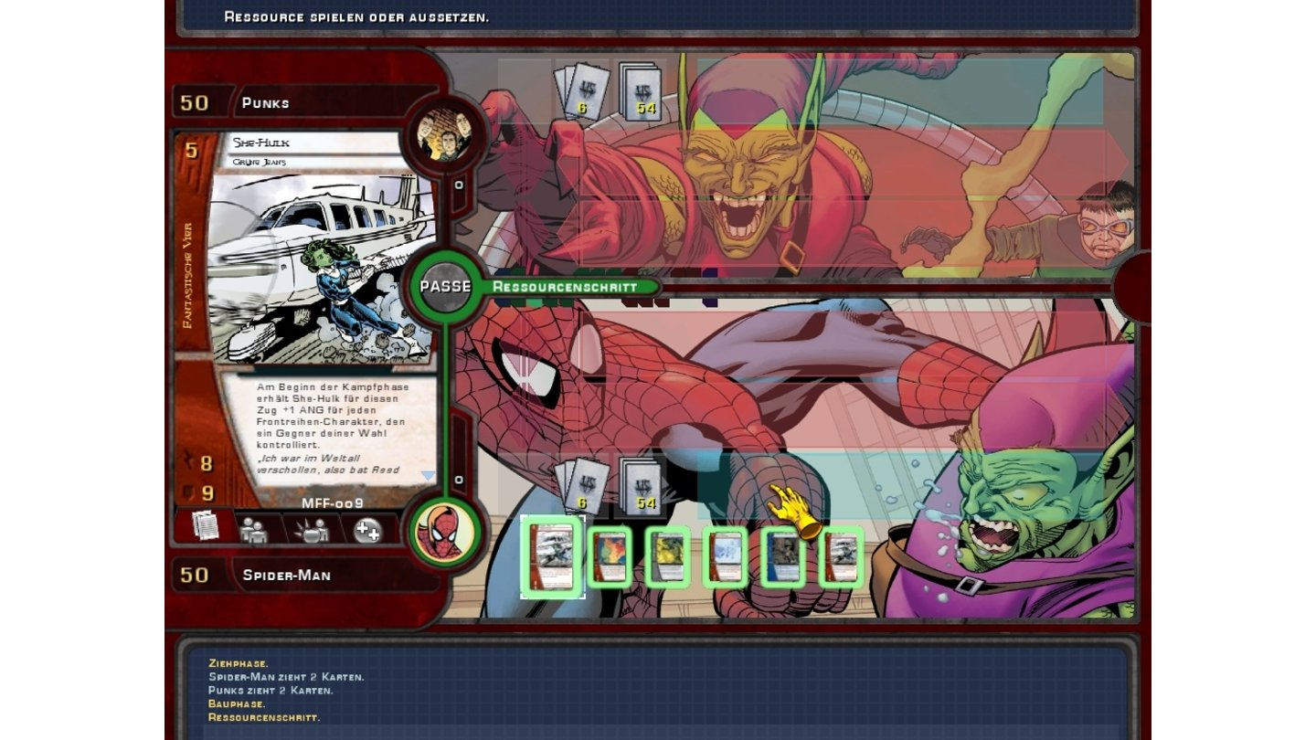 Marvel Trading Card Game 2