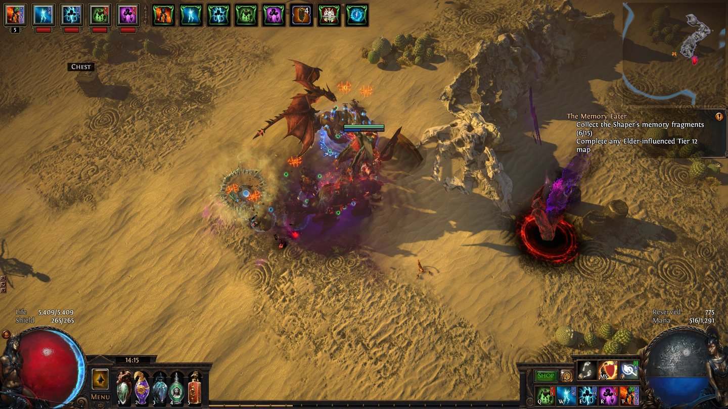 Path of Exile - Screenshot
