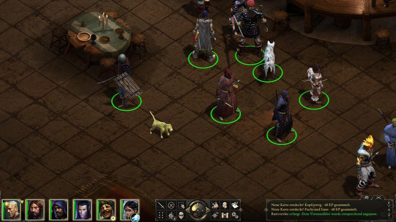 Pillars Of Eternity Karte.Pillars Of Eternity Screenshots