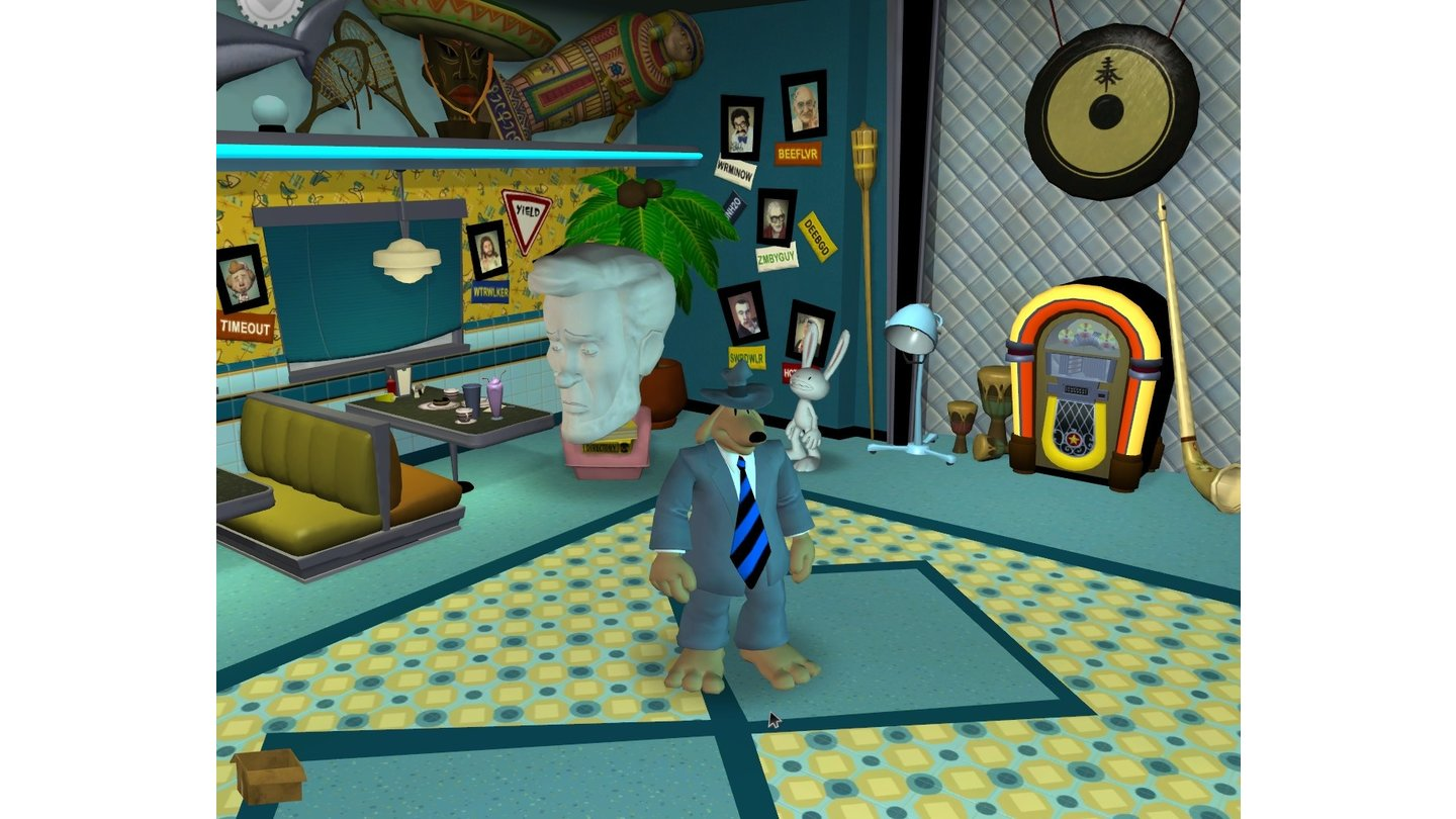 Sam & Max Night of the Raving Dead 13