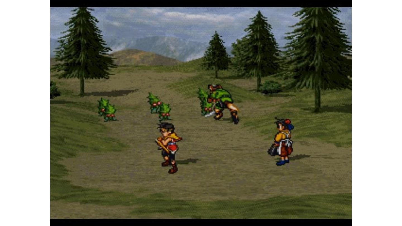 Suikoden II PlayStation