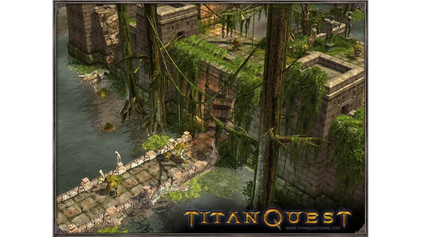 Titan Quest: Immortal Throne 7