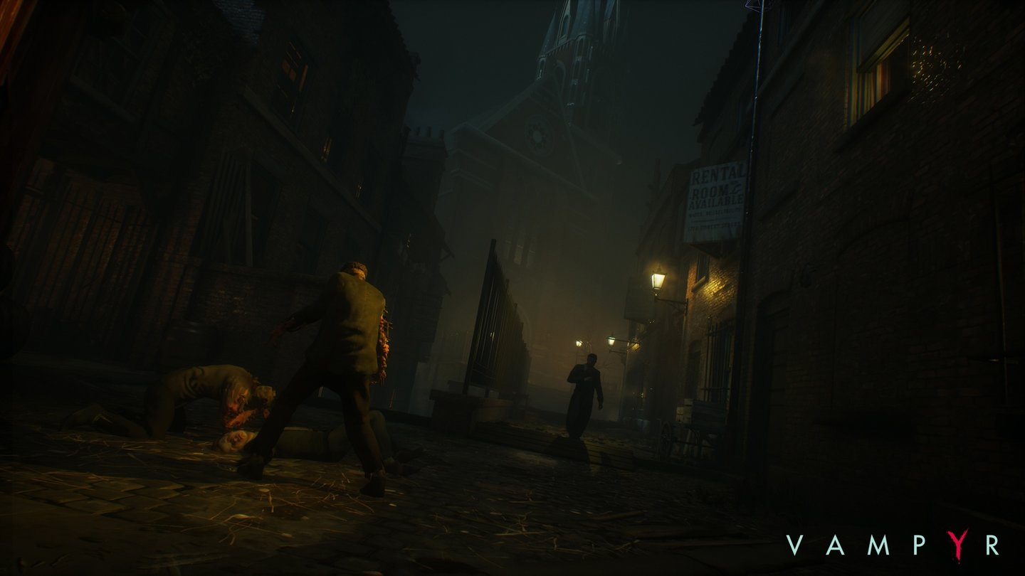 Vampyr - Gamescom-Screenshots