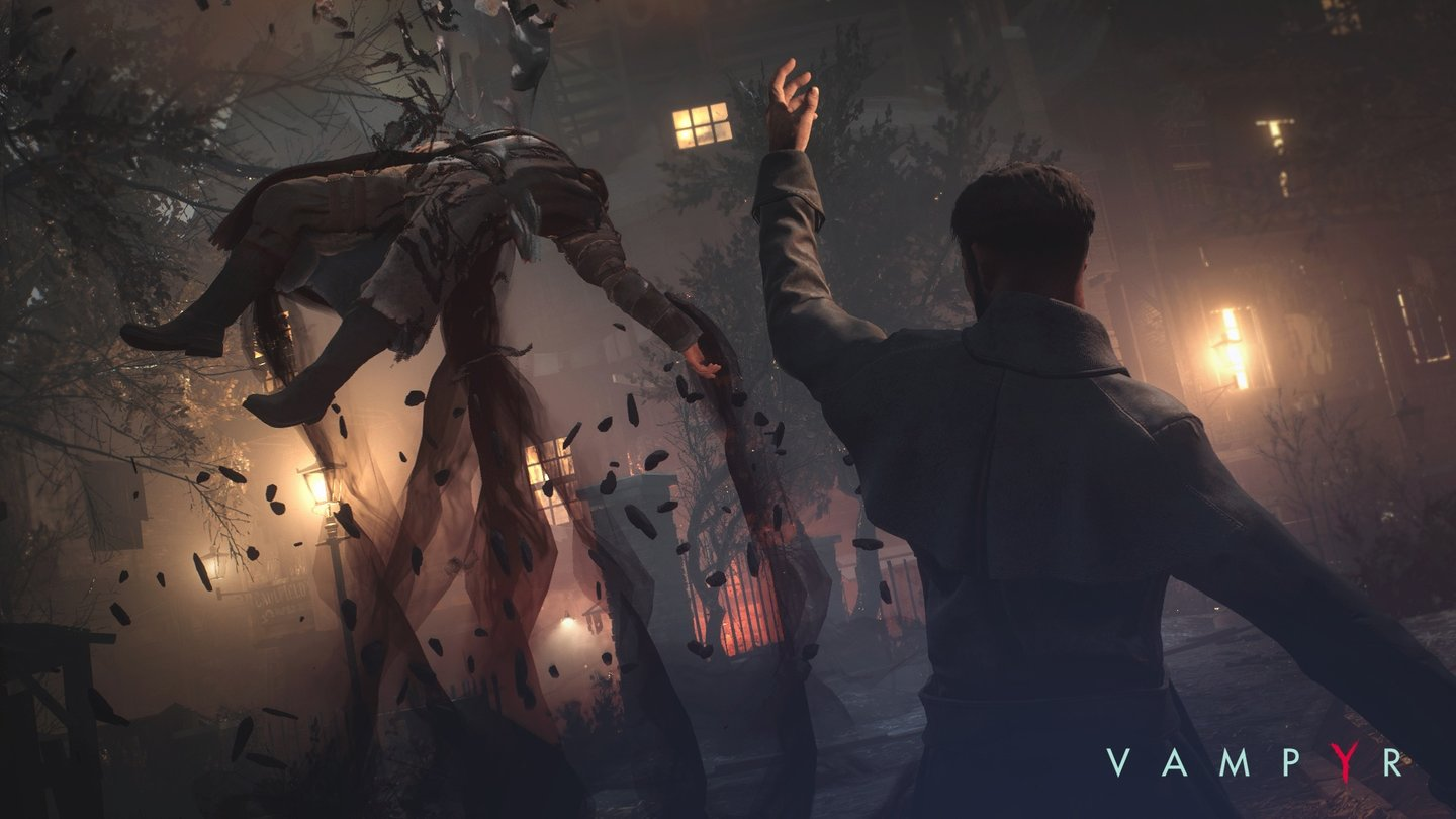 Vampyr - Kampf-Screenshots