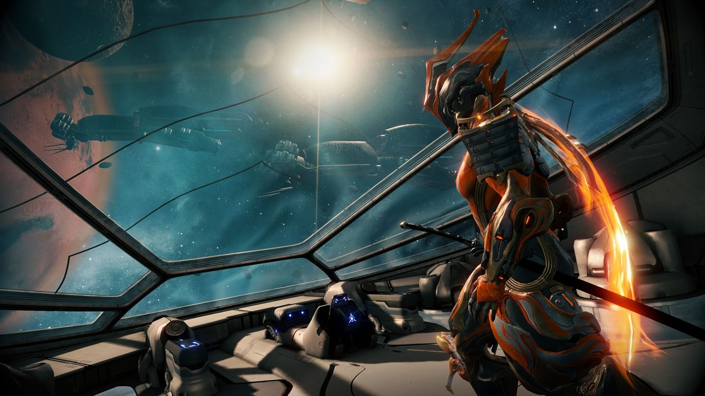 WarframeScreenshots aus der Xbox-One-Version