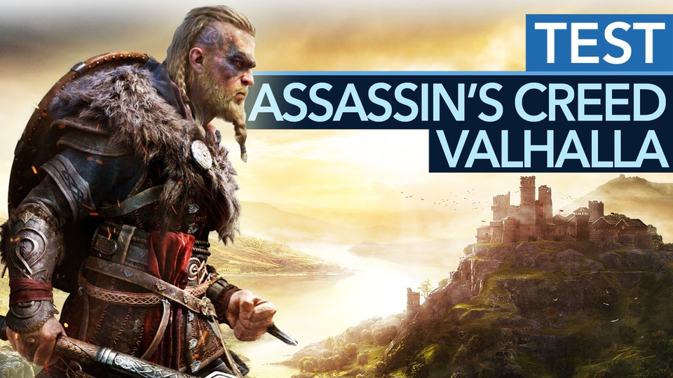 Assassins Creed Valhalla Testvideo