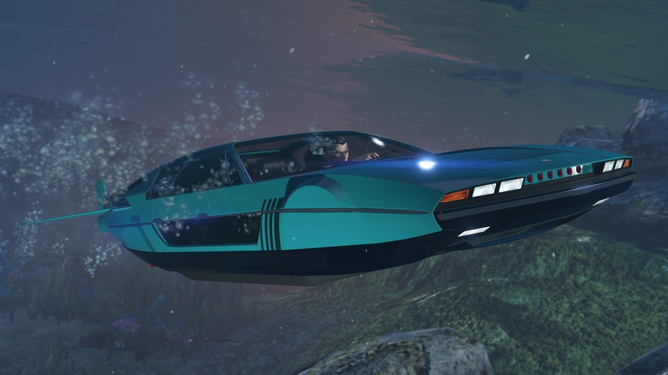 The Pegassi Toreador was only added with the Cayo Perico update GTA Online.  Now you can win the over 3.6 million GTA dollar amphibious vehicle in the casino.