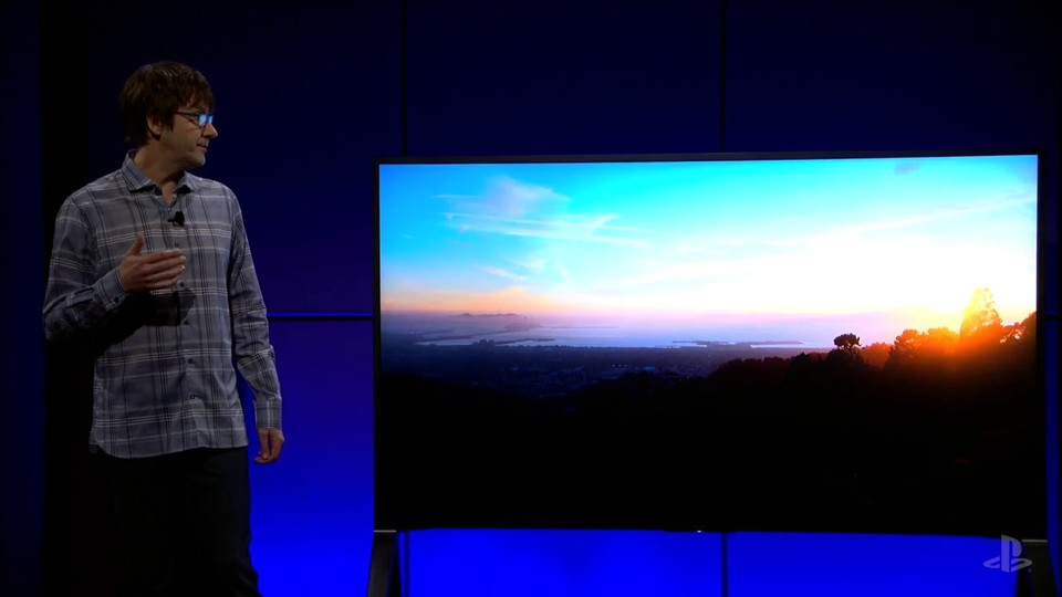 PlayStation Meeting 2016: HDR aus