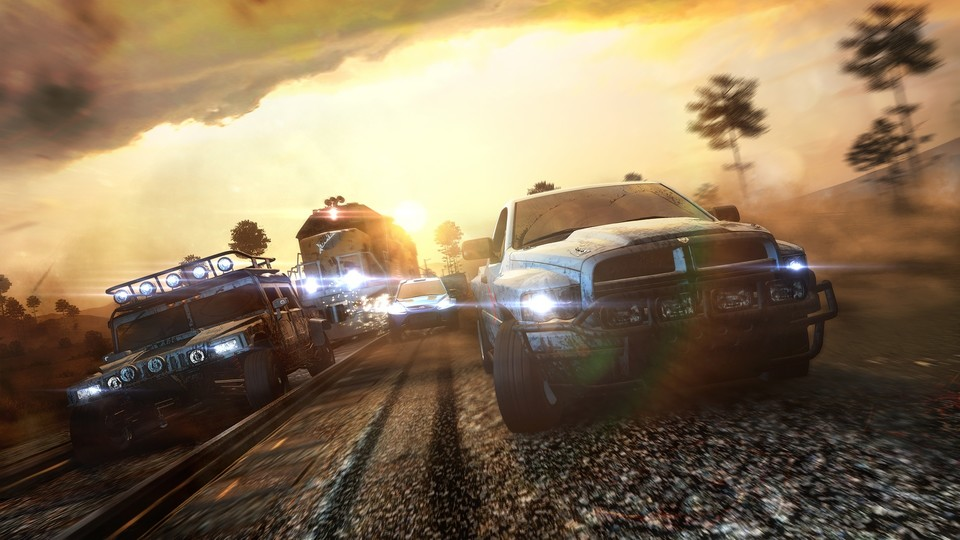 The Crew: Wild Run erscheint am 17. November.
