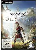 Cover zu Assassin's Creed: Odyssey