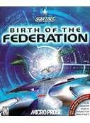 Cover zu Star Trek: The Next Generation: Birth of the Federation