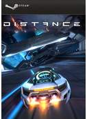 Cover zu Distance