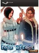 Cover zu Fear Effect Sedna