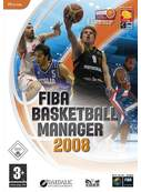 Cover zu FIBA Basketball Manager 2008