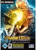 Cover zu Planetside Invasion