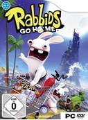 Cover zu Rabbids Go Home