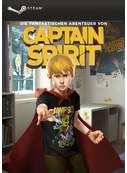 Cover zu The Awesome Adventures of Captain Spirit