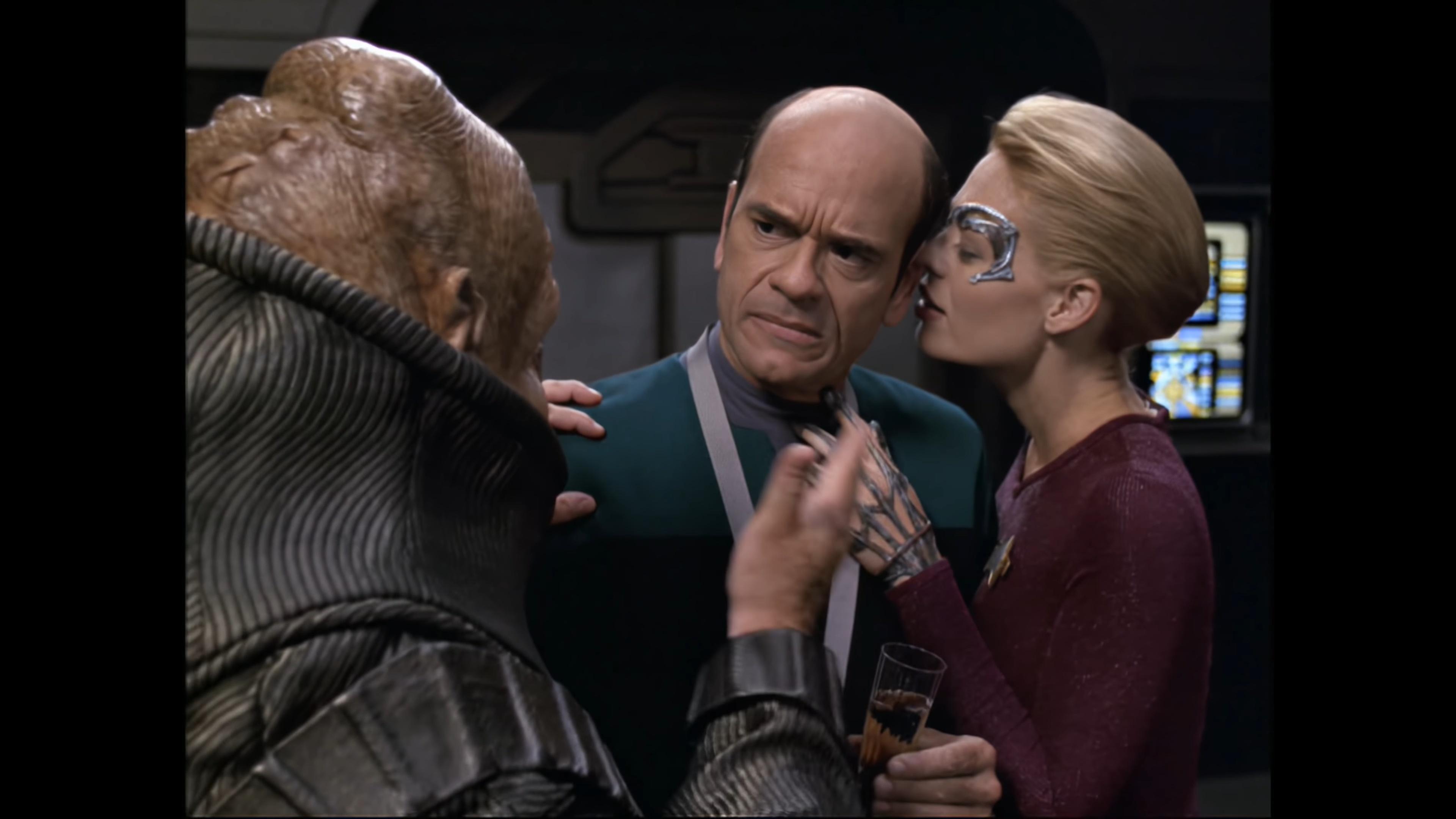 Star Trek Voyager in 4K: KI erstellt Remaster der 20 Jahre alten Serie