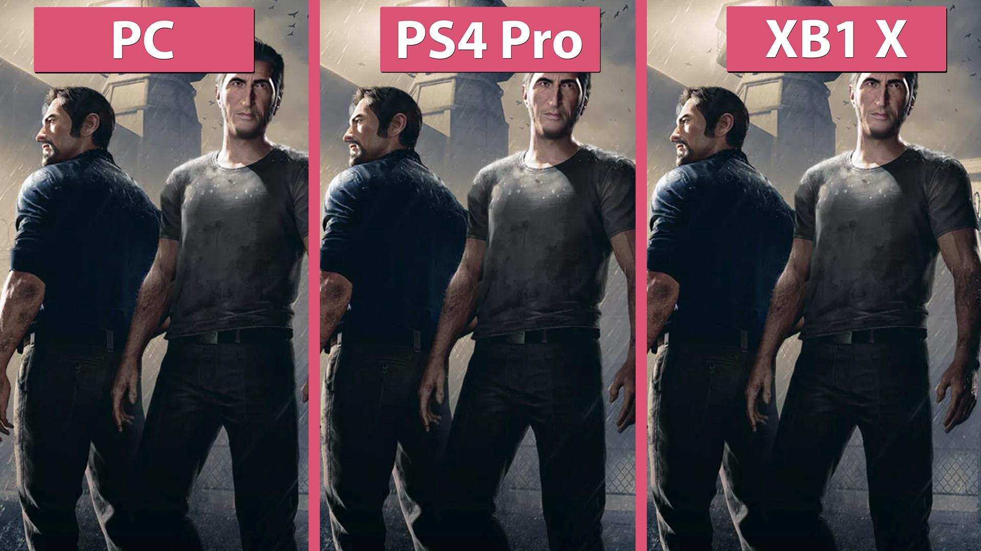 A Way Out Pc Max Gegen Ps4 Pro Und Xbox One X Im Vergleich Gamestar