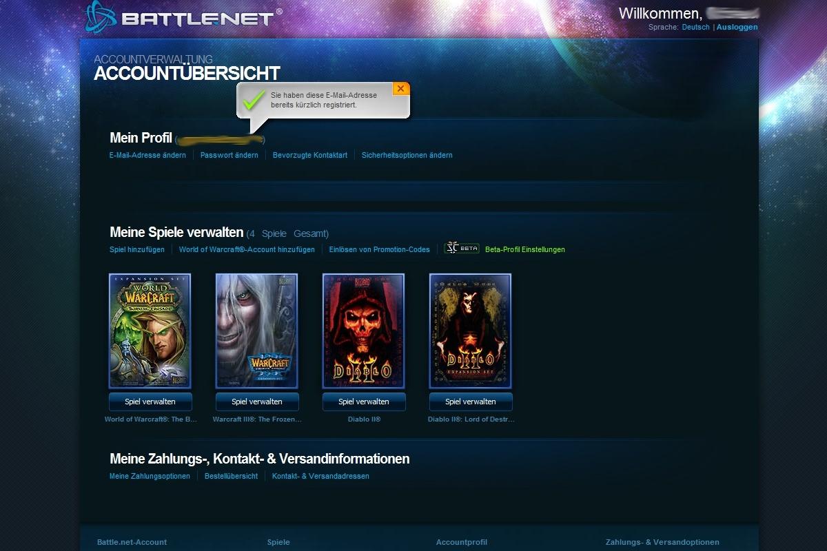 Battlenet Anmeldung 20 Features Guide Für Spiele Download