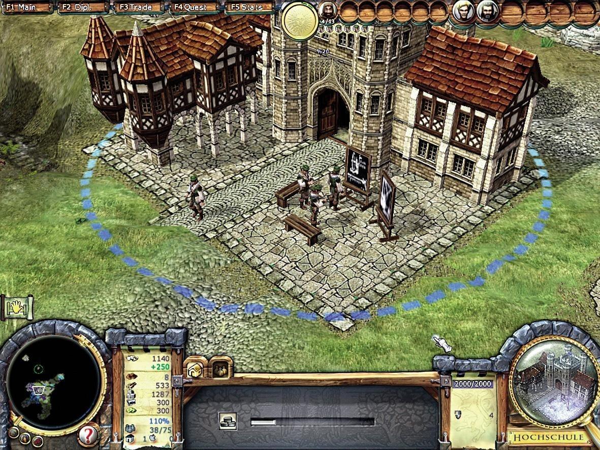 Die Siedler Spiel