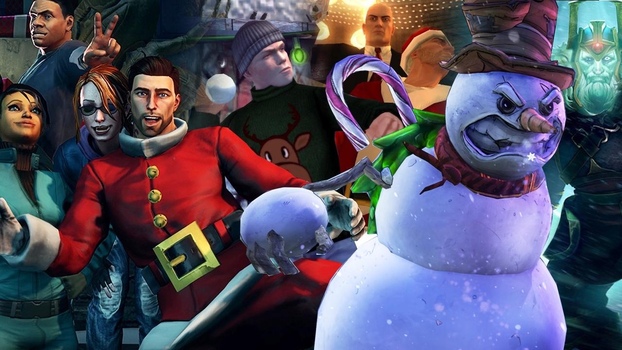 Weihnachtliche Spiele, DLCs und Events - Digitale Weihnachten - GameStar