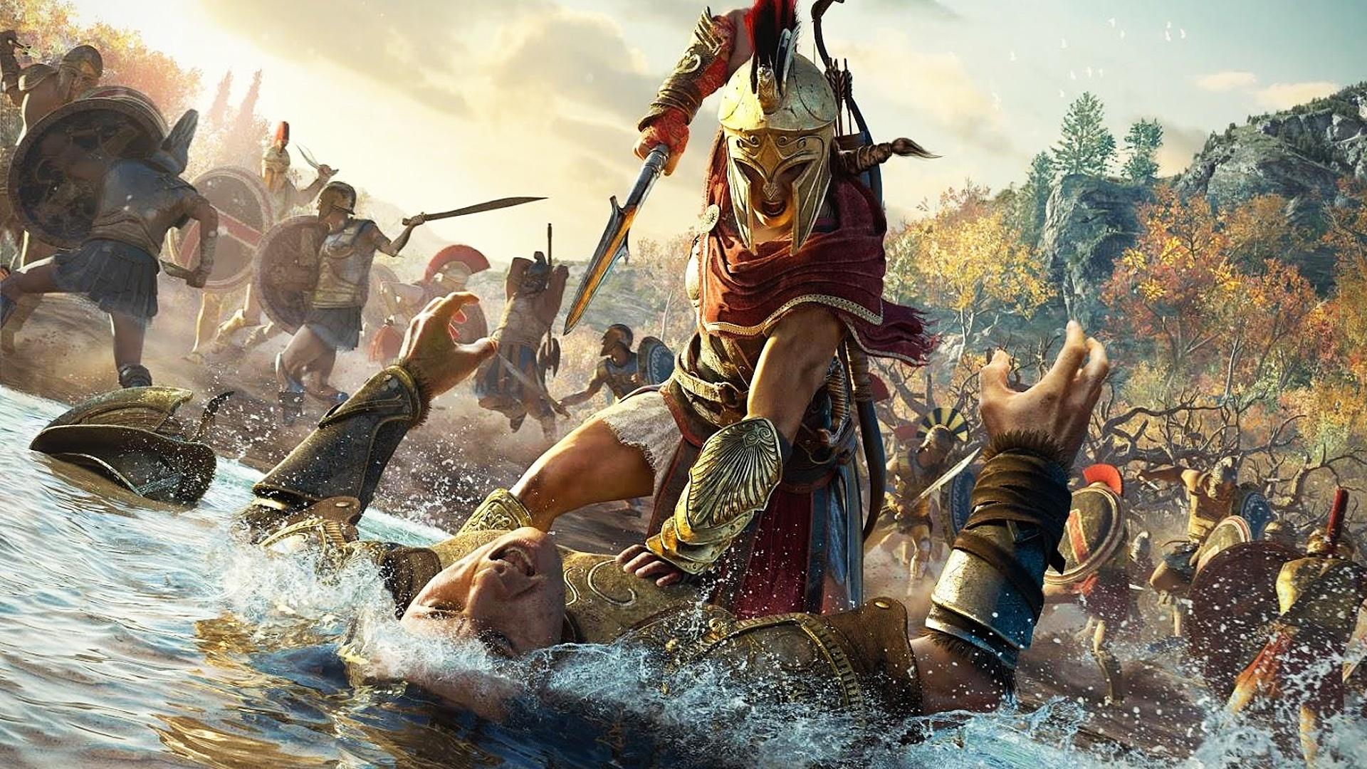 Assassin's Creed: Odyssey im Test - Der Koloss von Ubisoft ...
