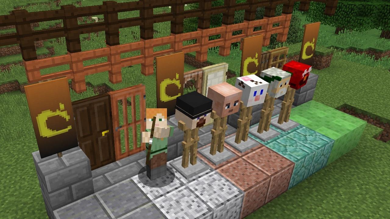 Minecraft - Pre-Release von Version 1.8