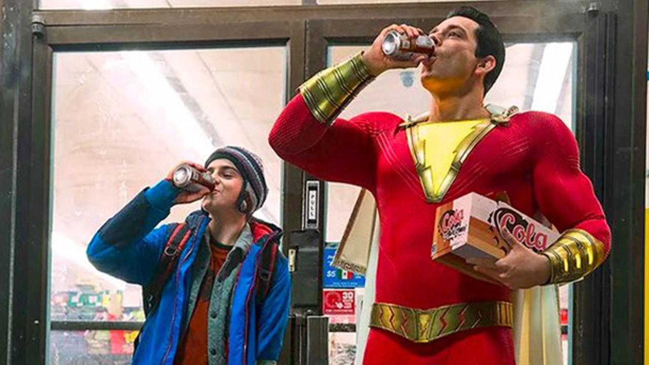 Shazam 2 - Sequel zum Superheldenspaß mit Zachary Levi in Arbeit