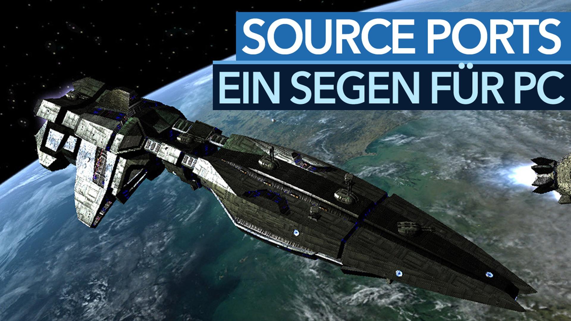 Source Ports sind ein Segen für den PC - Freespace 2, Quake 2 & Co. mit neuer Technik
