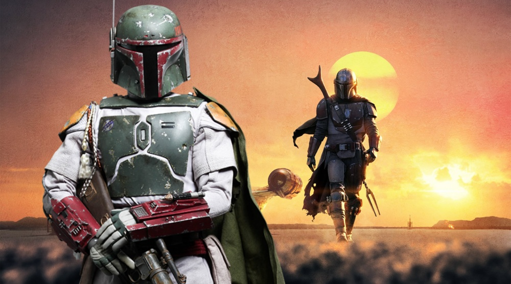 Boba Fett Tritt In Staffel 2 Der Star Wars Serie The Mandalorian Auf