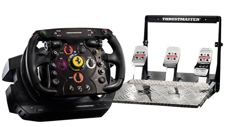 thrustmaster ferrari f1 wheel integral t500 formel 1. Black Bedroom Furniture Sets. Home Design Ideas