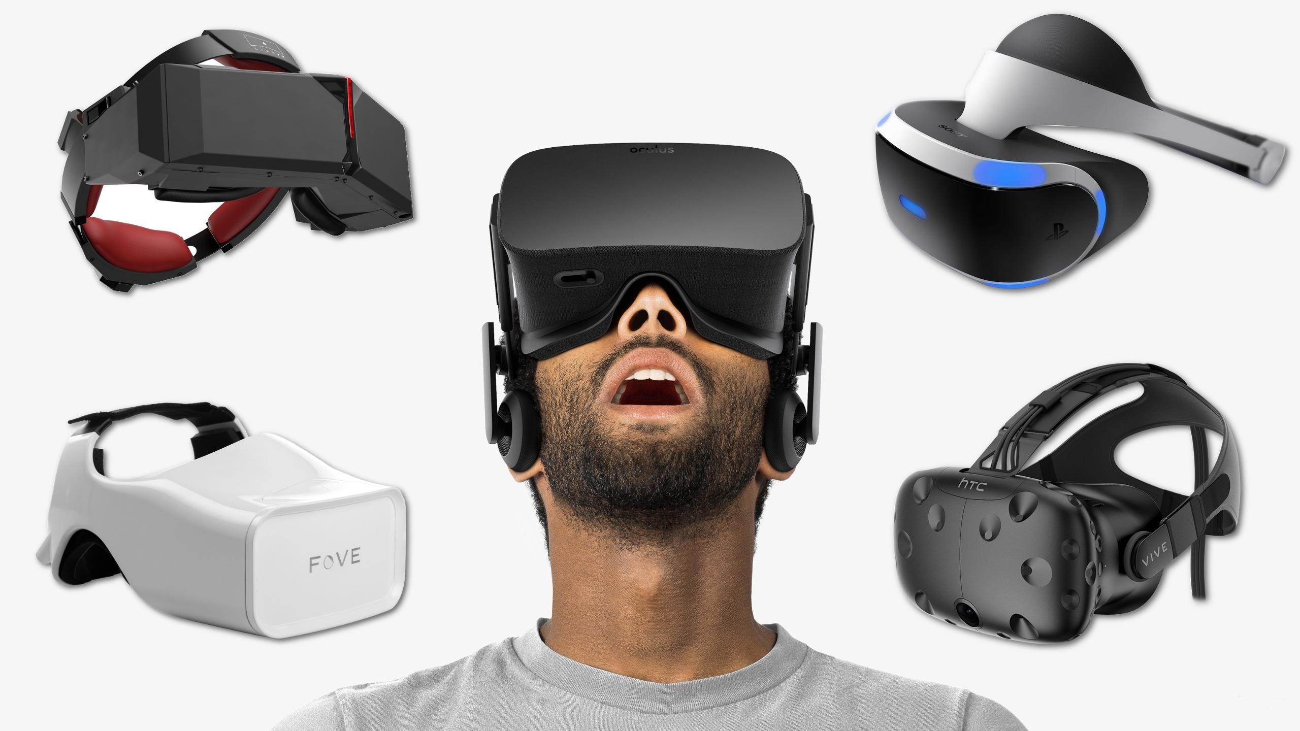 Vr Brille Für Raceroom : Virtual reality brillen im vergleich oculus rift htc vive sony