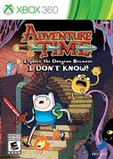 Cover zu Adventure Time: Explore the Dungeon Because I DON'T KNOW! - Xbox 360