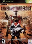 Cover zu Armed & Dangerous - Xbox