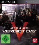 Cover zu Armored Core: Verdict Day - PlayStation 3