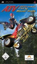 Cover zu ATV Offroad Fury: Blazin' Trails - PSP