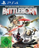 Cover zu Battleborn - PlayStation 4