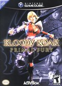 Cover zu Bloody Roar: Primal Fury - GameCube