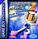 Cover zu Bomberman Max 2: Blue Advance - Game Boy Advance