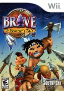Cover zu Brave: A Warrior's Tale - Wii