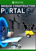 Cover zu Bridge Constructor Portal - Xbox One