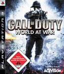 Cover zu Call of Duty: World at War - PlayStation 3