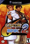 Cover zu Capcom vs. SNK 2 EO - GameCube
