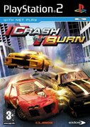 Cover zu Crash 'n' Burn - PlayStation 2