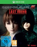 Cover zu Dead or Alive 5: Last Round - Xbox One