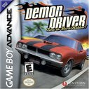 Cover zu Demon Driver: Time to Burn Rubber! - Game Boy Advance