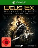 Cover zu Deus Ex: Mankind Divided - Xbox One